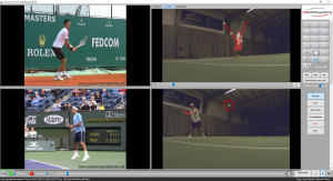 MotionView - Tennis - Video Analyse Software