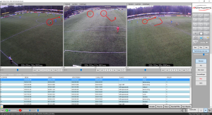 MotionView - Videoanalyse Software Voetbal