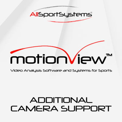 MotionView - Software - Additional Camera Support