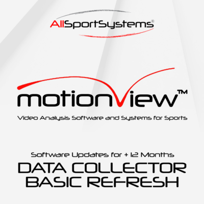 MotionView - DataCollector - Basic Refresh