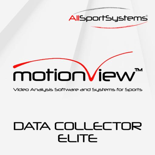 MotionView - Data Collector Elite