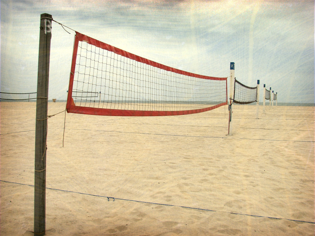 Vintage volleyball photo - AllSportsystems - Video Analysis Software