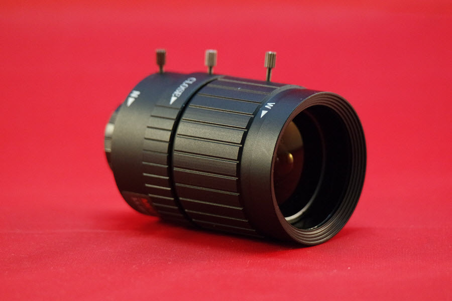 lens varifocal 3,5-18mm