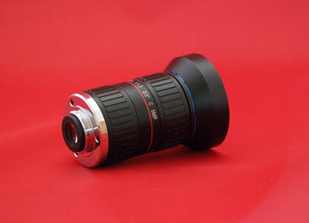 Lens 8 mm and F 1.2