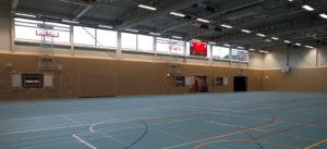 Digitale sporthal